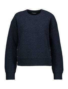 Kassidy Button Detailed Merino Wool Sweater by Rag & Bone