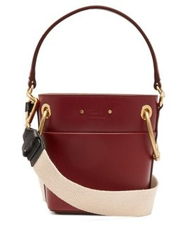 Roy Mini Leather Bucket Bag by Matches Fashion
