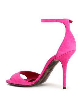 Suede Sandals by Dolce & Gabbana