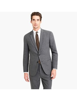 Destination Stretch Performance Suit Jacket by J.Crew