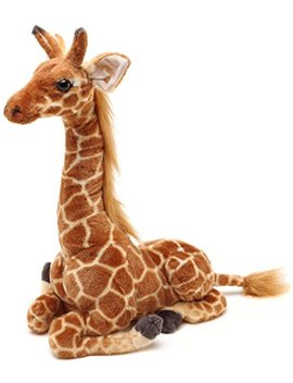 Viahart Jehlani The Giraffe | 18 Inch Stuffed Animal Plush | By Tiger Tale Toys by Viahart