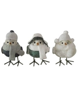 3ct Mini Birds Holiday Figurine Set   Wondershop™ by Shop This Collection
