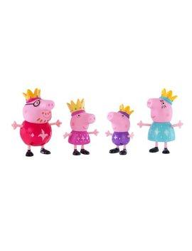 Peppa Pig Royal Family 6 Pack by Peppa Pig