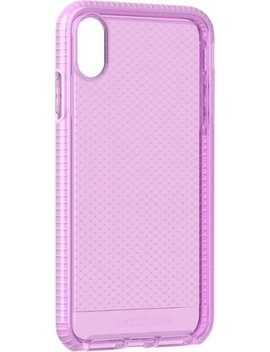 Evo Check Case For Apple® I Phone® Xs Max   Orchid by Tech21