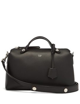 By The Way Calf Leather Handbag by Matches Fashion
