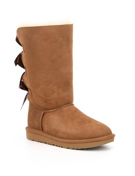Ugg® Girls' Bailey Bow Suede Tall Ii Boots by Ugg