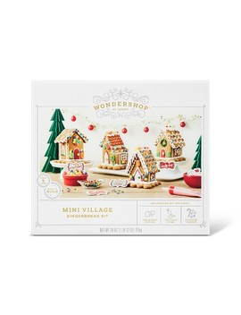 Gingerbread Mini Village Kit   28oz   Wondershop™ by Shop This Collection