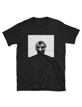 Mf Doom Madvillainy All Caps Graphic Short Sleeve Unisex T Shirt S 3 Xl Black White Navy Hip Hop Rap by Etsy
