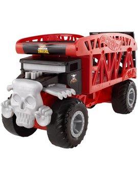 Hot Wheels Monster Truck Bone Shaker Monster Mover by Hot Wheels