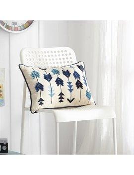 """Casa Classic 12"""" X 18"""" Oblong Decorative Pillow, Multiple Colors by Online"""