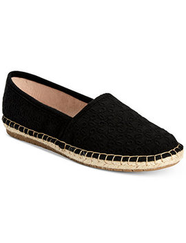 Joeey Espadrille Flats, Created For Macy's by Charter Club