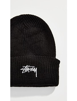 Stock Cuff Beanie by Stussy