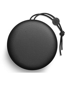 Bang & Olufsen Beoplay A1 Portable Bluetooth Speaker With Microphone – Black by Bang & Olufsen