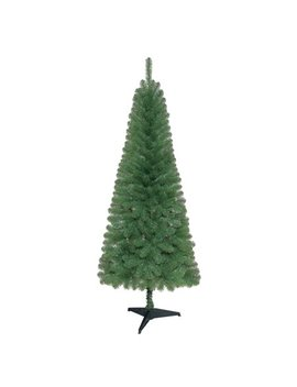 Holiday Time 6' Unlit Wesley Pine Artificial Christmas Tree by Holiday Time