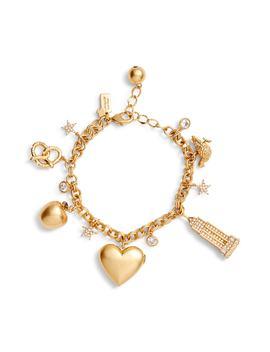 Dashing Beauty Charm Bracelet by Kate Spade New York