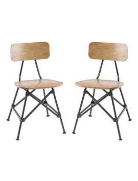 Ink+Ivy Cooper Dining Chair 2 Piece Set by Kohl's