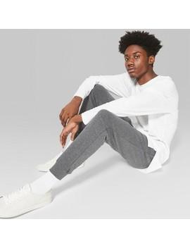 Men's Knit Drop Crotch Jogger Pants   Original Use™ Charcoal by Original Use