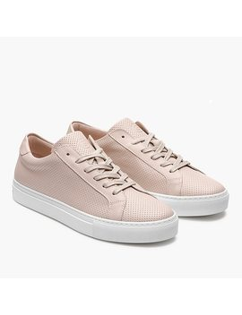Greats® Royale Perforated Sneakers by Greats
