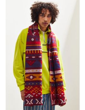 Uo Southwest Patterned Scarf by Urban Outfitters