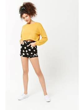 Short De Mezclilla Margaritas by F21 Contemporary
