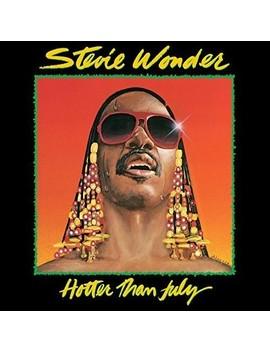 Stevie Wonder   Hotter Than July (Vinyl) by Target
