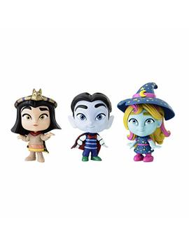 Netflix Super Monsters 3 Collectible 4 Inch Figures Monster Trio (Amazon Exclusive) by Playskool