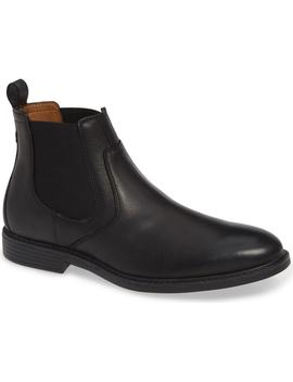 Hollis Waterproof Chelsea Boot by Johnston & Murphy