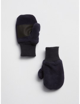 Fleece Mittens by Gap