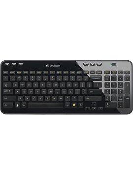 K360 Wireless Keyboard   Black by Logitech
