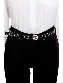 Studded Belt by Topshop