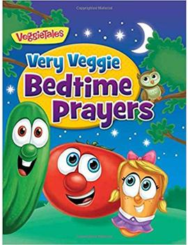 Very Veggie Bedtime Prayers (Veggie Tales) by Amazon