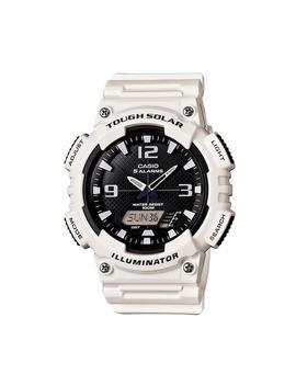 Casio Men's Tough Solar Analog & Digital Watch by Kohl's