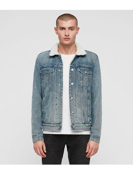 Interbay Denim Jacket by Allsaints