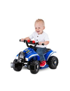 6  Volt Paw Patrol Chase Toddler Quad Ride On By Kid Trax by Kid Trax
