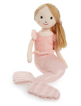 Shellbelle   Mermaid Millie Stuffed Toy by Jellycat