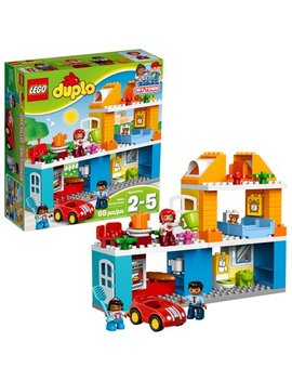 Lego Duplo Town Family House 10835 by Lego