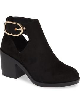 Berlin Buckle Unit Boot by Topshop