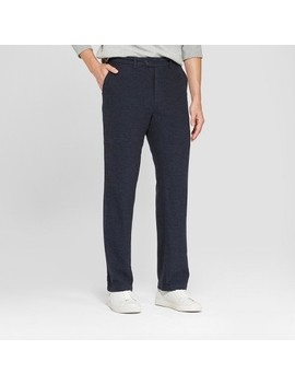 Men's Solid Straight Fit Lightweight Trouser   Goodfellow & Co™ by Goodfellow & Co