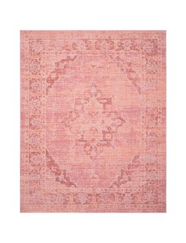 Bungalow Rose Chauncey Pink Area Rug & Reviews by Bungalow Rose
