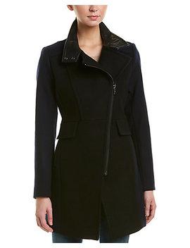 Trina Turk Eleanor Wool Blend Coat by Trina Turk