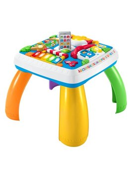 Fisher Price Laugh & Learn Around The Town Learning Table by Fisher Price Laugh & Learn