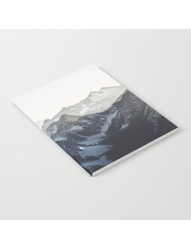 Mountain Mood Notebook by