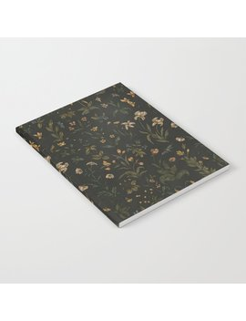 Old World Florals Notebook by
