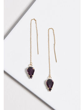Stunning Revelation Threader Earrings by Modcloth