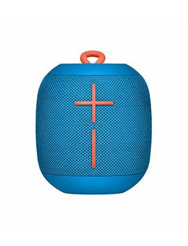 Ultimate Ears Wonderboom Waterproof Super Portable Bluetooth Speaker – Ipx7 Waterproof – 10 Hour Battery Life – Subzero Blue by Ultimate Ears