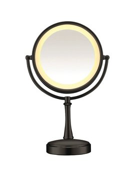 3 Way Touch Control Lighted Mirror by Conair