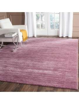 Safavieh Vision Contemporary Tonal Purple/ Pink Area Rug by Safavieh