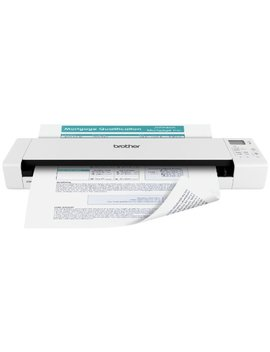 Brother Wireless Mobile Color Page Scanner, Ds 920 W, Wi Fi Transfer, Fast Scanning Speeds, Compact And Lightweight by Brother