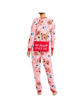 Rudolph Women's And Women's Plus Union Suit by Rudolph