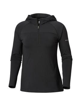 Women's Bliss Trail™ Half Zip Shirt by Columbia Sportswear